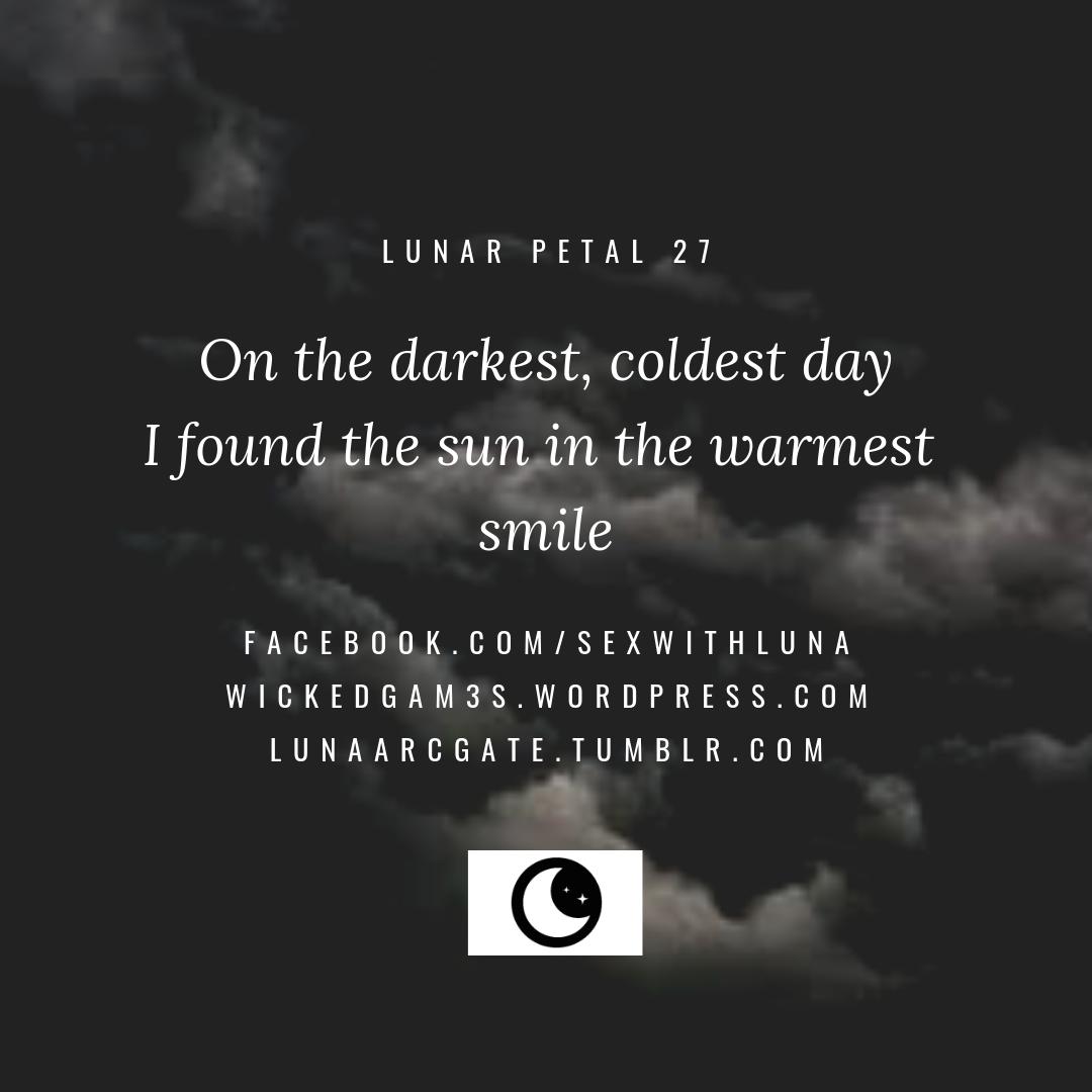 Lunar Petal 27