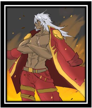Forsaken Character Profile –Amnael