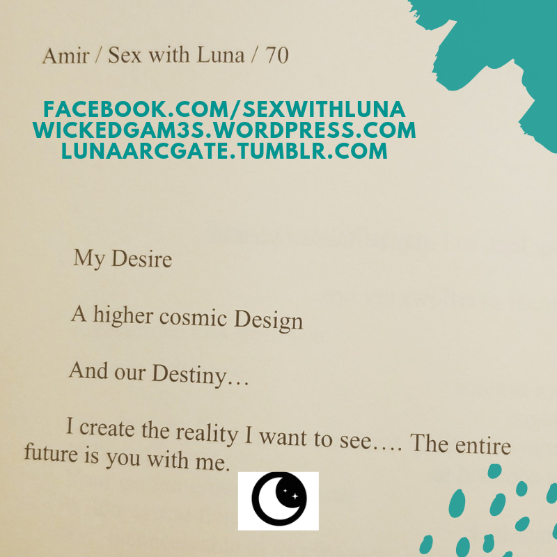 Desire, Design, Destiny